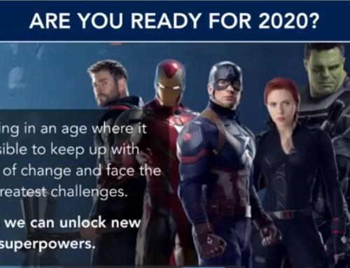 スーパーパワーを解き放つ!
